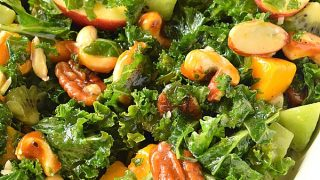 How To Make The Best Kale Salad