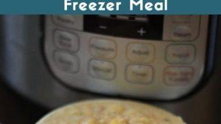 Pressure Cooker Cauliflower Corn Chowder