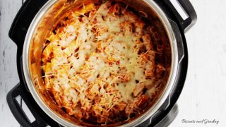 Instant Pot Baked Ziti Recipe
