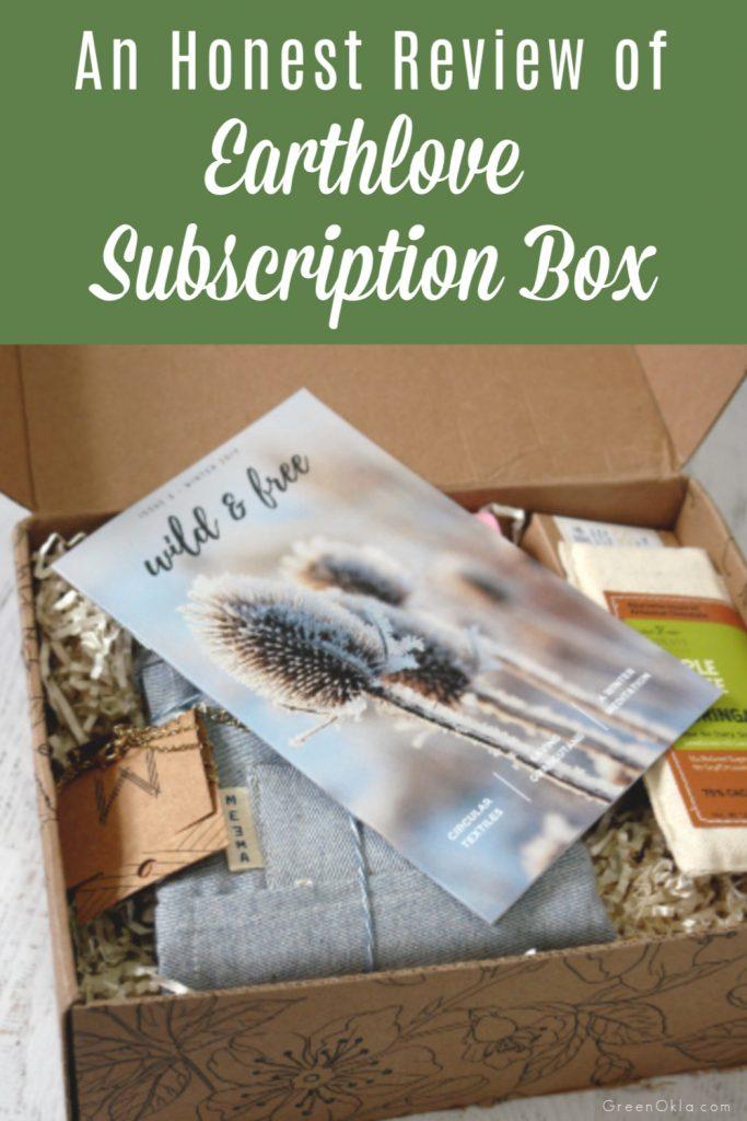 earthlove box opened