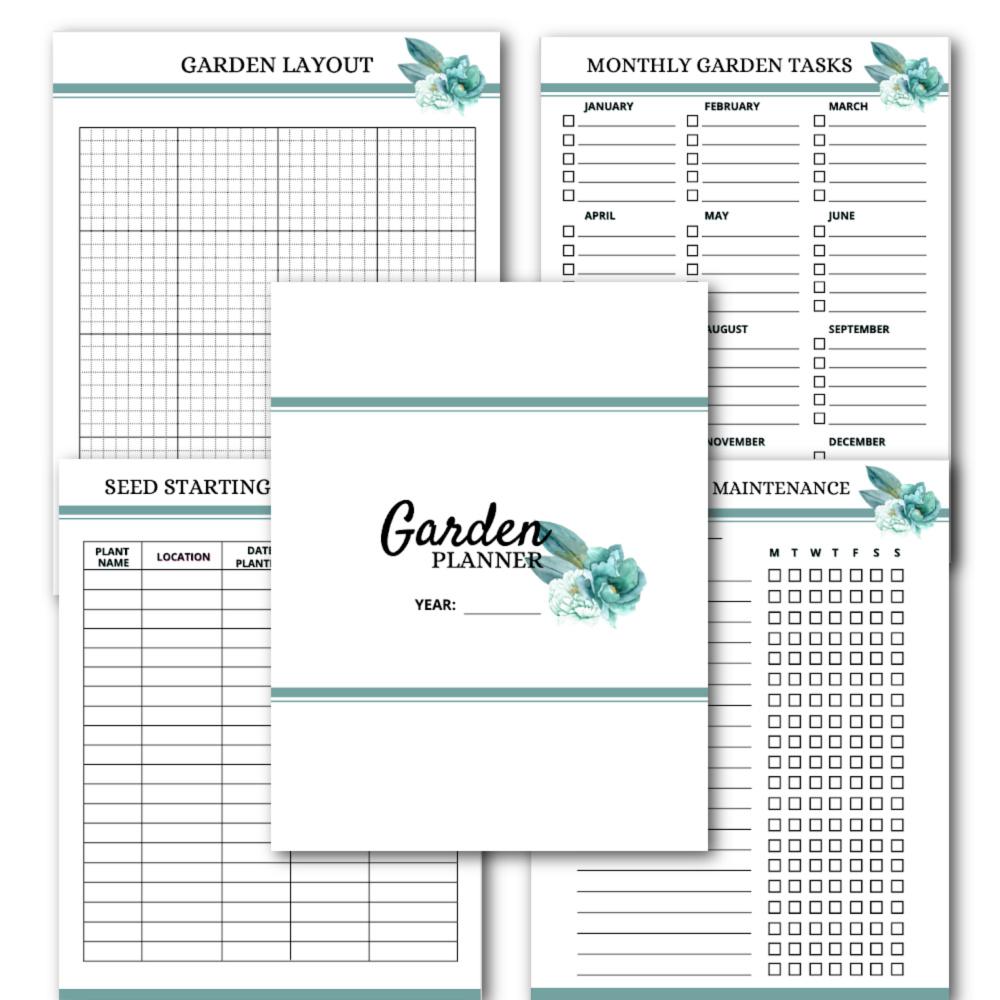 garden planner preview